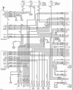 2001 Ford Taurus Radio Wiring Diagram