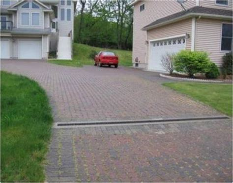 permeable hardscape permeable paver chesapeake stormwater network