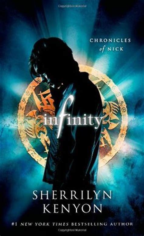 infinity chronicles  nick   sherrilyn kenyon