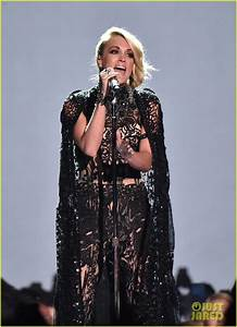 Carrie Underwood Belts Out 'Church Bells' on Stage at CMT ...