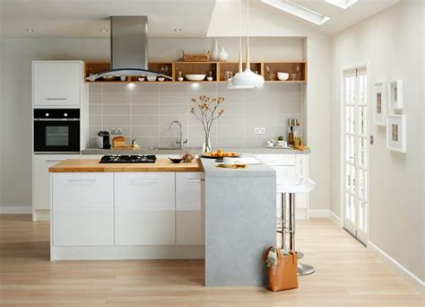 cooke and lewis kitchen cabinets cooke lewis rafello high gloss white contemporary 8327
