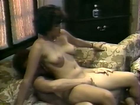 Vintage Sex Scene With Seductive Brunette Getting Pounded