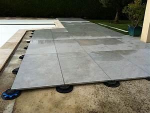 Dalle Pour Terrasse Sur Plot : carrelage soustons avenir solution habitat ~ Premium-room.com Idées de Décoration