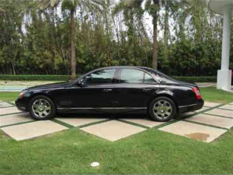 Maybach 57s 2007, This Is A Once In A Lifetime Opportunity