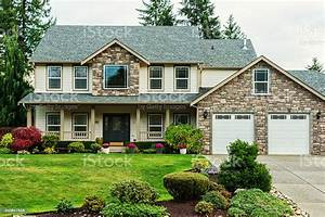 American, Suburban, Home, Stock, Photo, U0026, More, Pictures, Of, Architecture