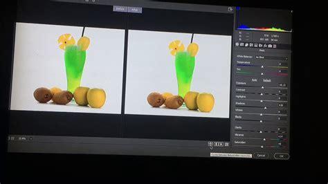 معالجة عصير برنامج فوتوشوب - YouTube