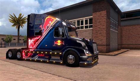 volvo vnl  reworked edit skin  truck american
