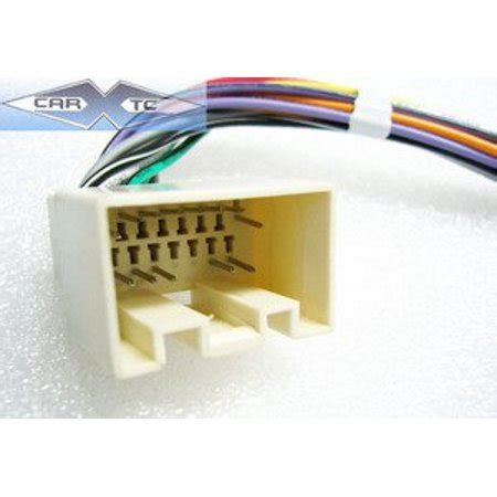 Stereo Wire Harness Ford Explorer Sport Car