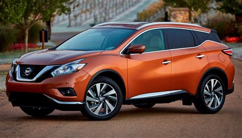 Murano Nissan by 2015 Nissan Murano Pricing Colors And 60 New Photos