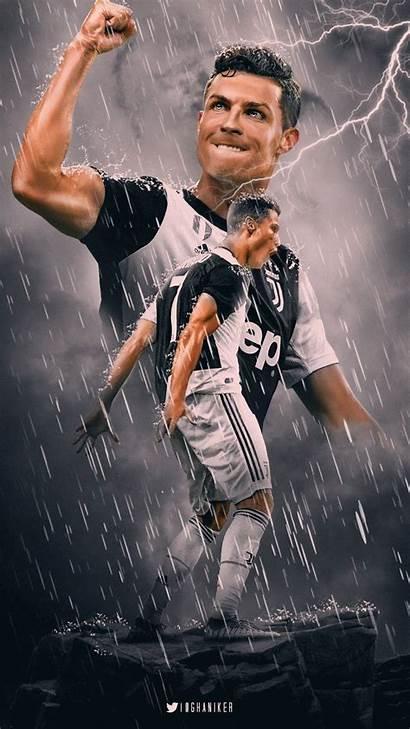 Ronaldo Cristiano Wallpapers Messi Cr7 Goat Iphone
