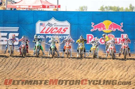lucas oil ama motocross tv schedule 2014 motocross tv schedule more than 63 hours of coverage