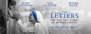 should you see quotthe lettersquot movie about mother teresa With letters from mother teresa dvd
