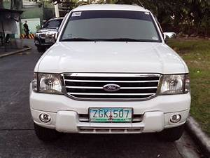 2007 Ford Everest Manual Transmission For Sale From Manila Metropolitan Area Quezon   Adpost Com