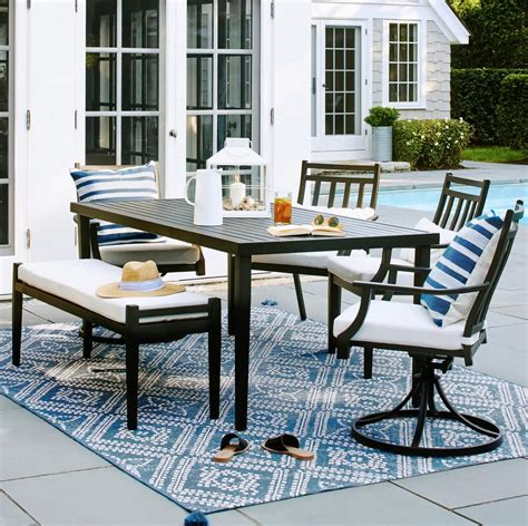 Outdoor Dining Furniture Sale by Target Memorial Day Outdoor Furniture Sale 2019 Popsugar