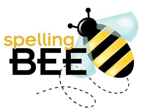 Spelling Clip Spelling Bee Clip Clipartion