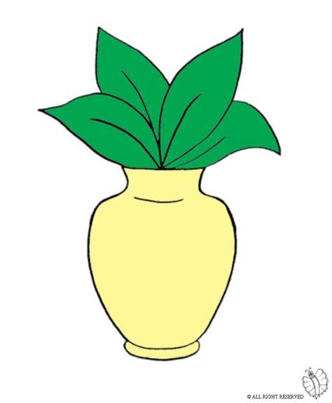 vaso per pianta disegni di vasi