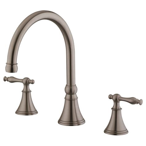 Brushed Nickel Bathroom Faucets by Lb7b Brushed Nickel Finish Bathroom Bar Faucet