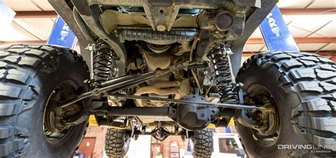 long jeep 2000 jeep wrangler tj bds long arm suspension install
