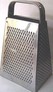 grater wiktionary