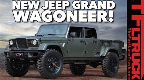 2019 Jeep Grand Wagoneer by Leaked New 2019 Jeep Grand Wagoneer And Ask Tfltruck