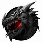 Dragon Transparent Render Icon Background Dragones Fantasy
