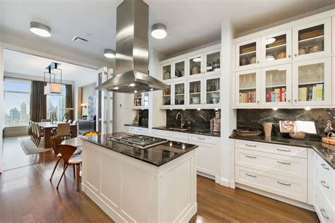 kitchen cabinets new york city new york luxury and apartment central park 8109