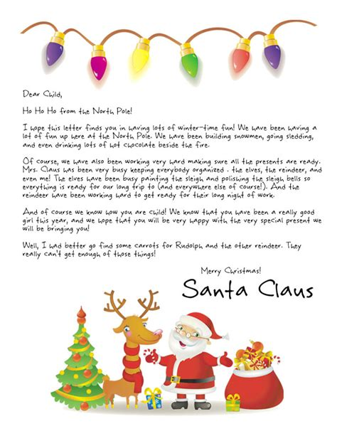 easy  letters  santa customize  text
