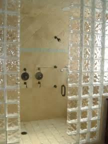 Bathroom Shower Design with Glass