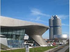 BMW Welt Building Photo