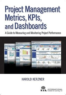 project management metrics kpis  dashboards  guide