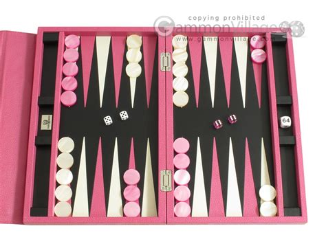 Gamis Set Pink zaza sacci 174 leather backgammon set model zs 242