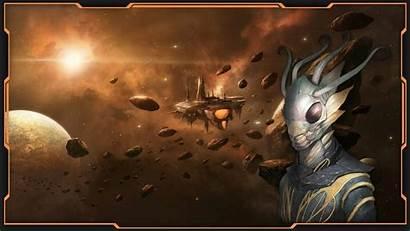 Stellaris Wallpapers Fallen Empire Apocalypse Background Artwork