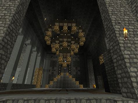 chandelier for the hogwarts entrance minecraft