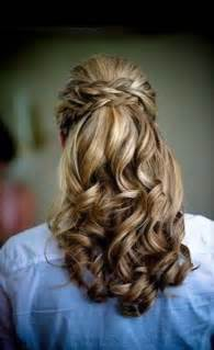 Hairstyles for Bridesmaids with Long Hair