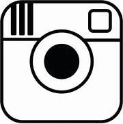 Instagram Logo White Vector