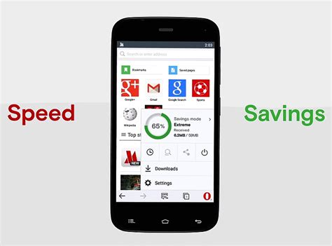 opera mini 11 for android adds new data compression