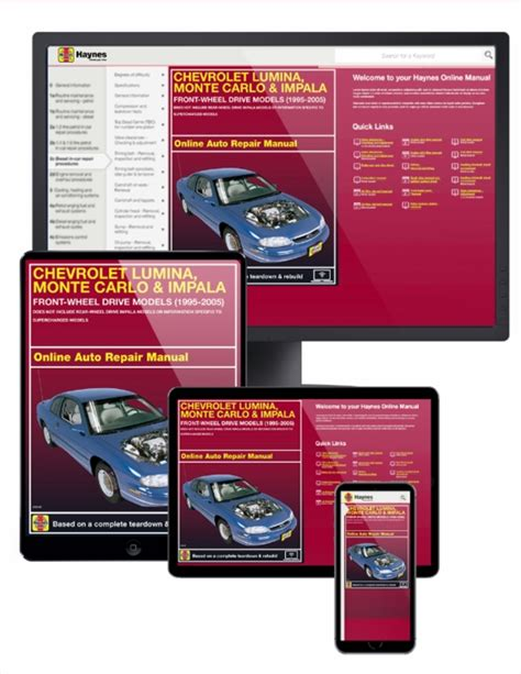 manual repair autos 2005 chevrolet monte carlo navigation system chevrolet lumina monte carlo online service manual 1995 2005