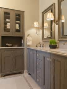 bathroom cabinet ideas grey painted bathroom cabinets bathrooms