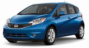 2014 Nissan Versa Note Blue Top Auto Magazine