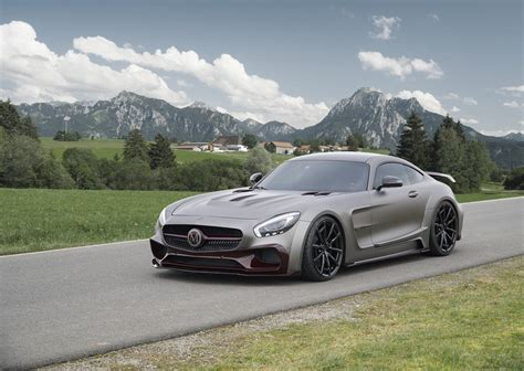 Mercedes Amg Gt Picture by 2016 Mercedes Amg Gt S By Mansory Picture 669228 Car