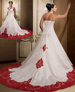 Glorious Red And Black Wedding Dresses | Pink Wedding