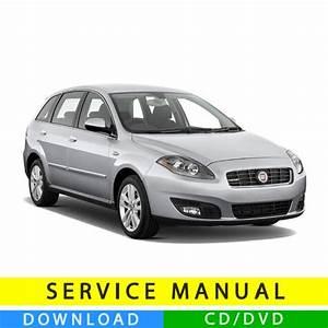 Fiat Croma Service Manual  2005