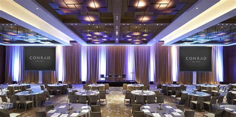 stylish bed design events at conrad york meetings events