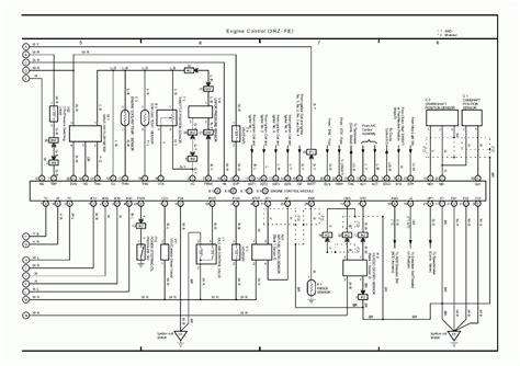 2001 toyota tacoma engine diagram automotive parts
