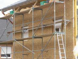 gerüst für treppenhausrenovierung fassdadenger 195 188 st am hausgiebel f 195 188 r klinkerarbeiten bauunternehmen