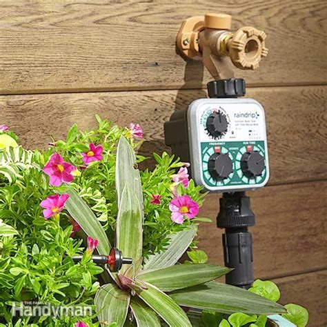 How to Install an Irrigation System in Your Yard   The