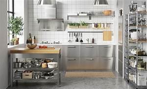 30 Idee Per Arredare Una Cucina Stile Industriale Ikea