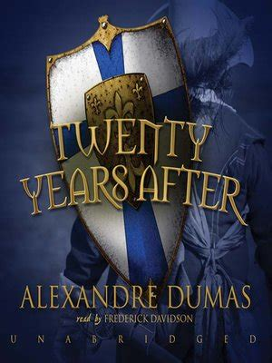 Twenty Years After By Alexandre Dumas · Overdrive Ebooks