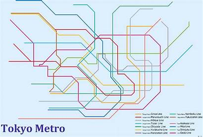 Tokyo Metro Geography Gifs Compare Cities Maps