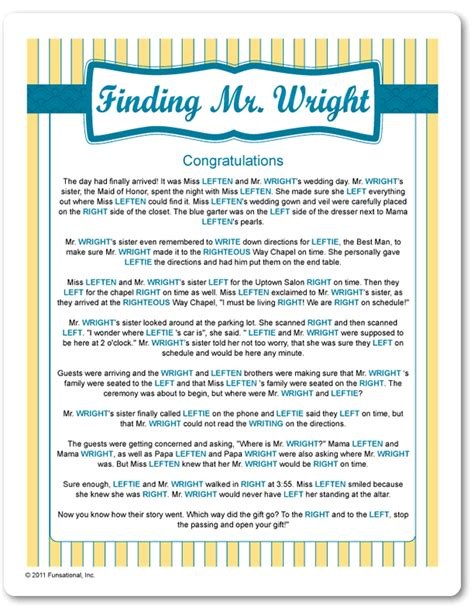 Left Right Bridal Shower by Printable Finding Mr Wright Bridal Shower Bridal